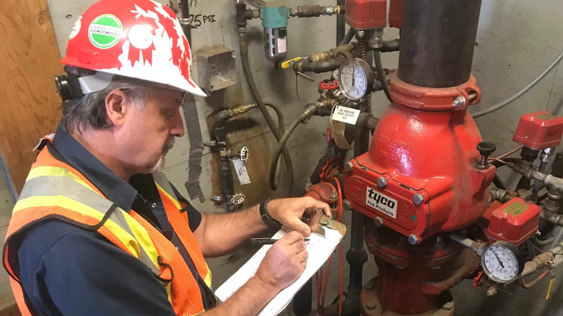 Chapman Mechanical Ltd - Vernon BC - Plumbing Heating Fire Protection - Fire Protection